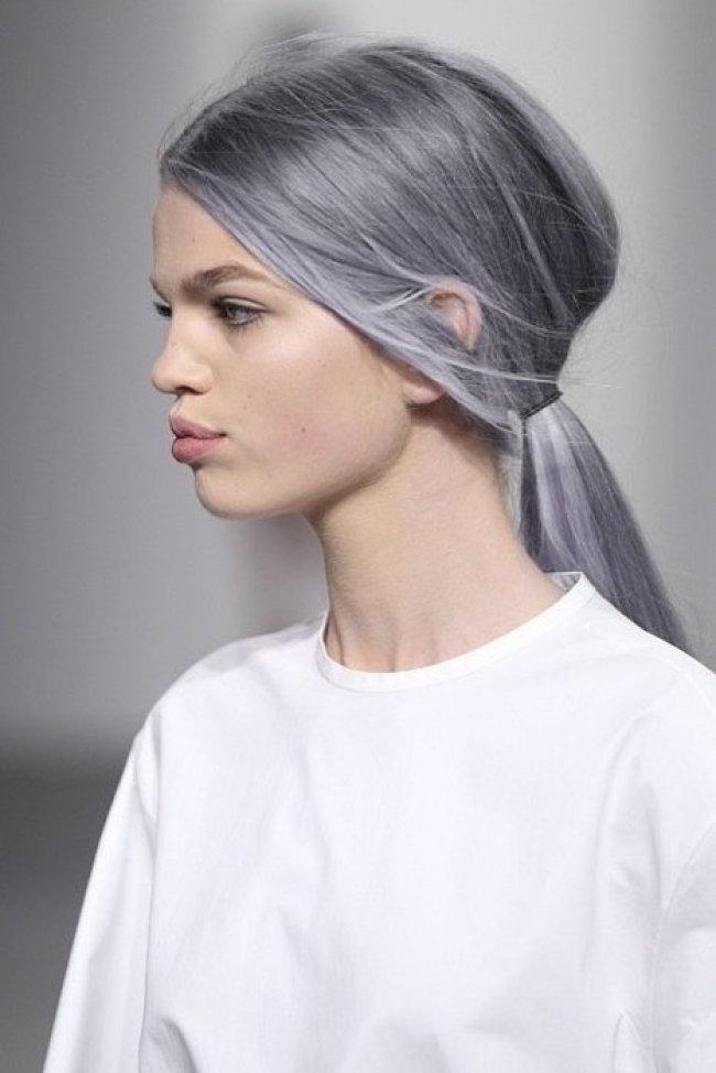 Модные цвета волос 2019 фото