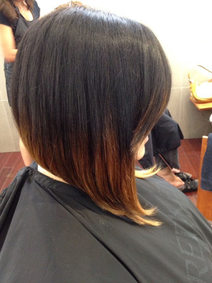 Окрашивание волос 2017 фото новинки на короткие волосы