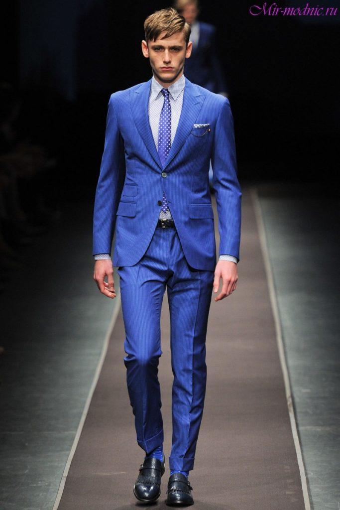 Модные классические костюмы мужские