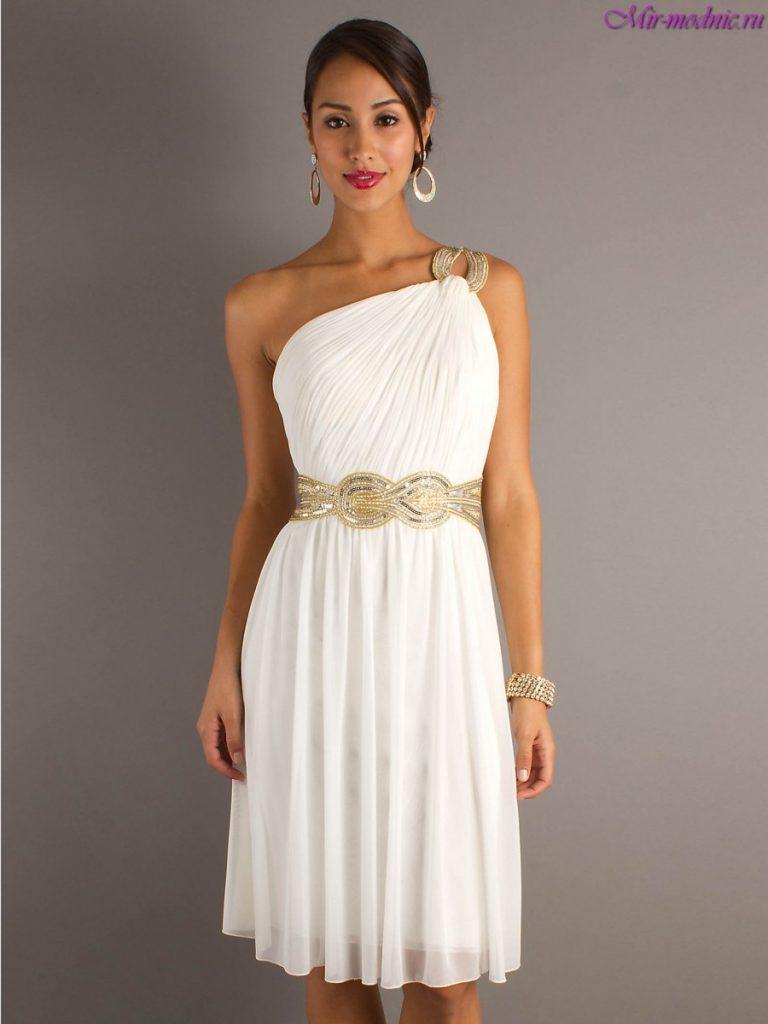 Греческое Платье Купить