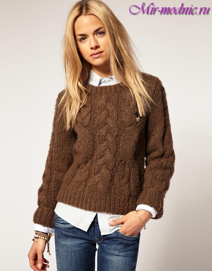 Обзор модных и стильных женских вязаных свитеров на 2018 год: модели на фото подскажут, как сделать правильный выбор. | женский журнал « модница».