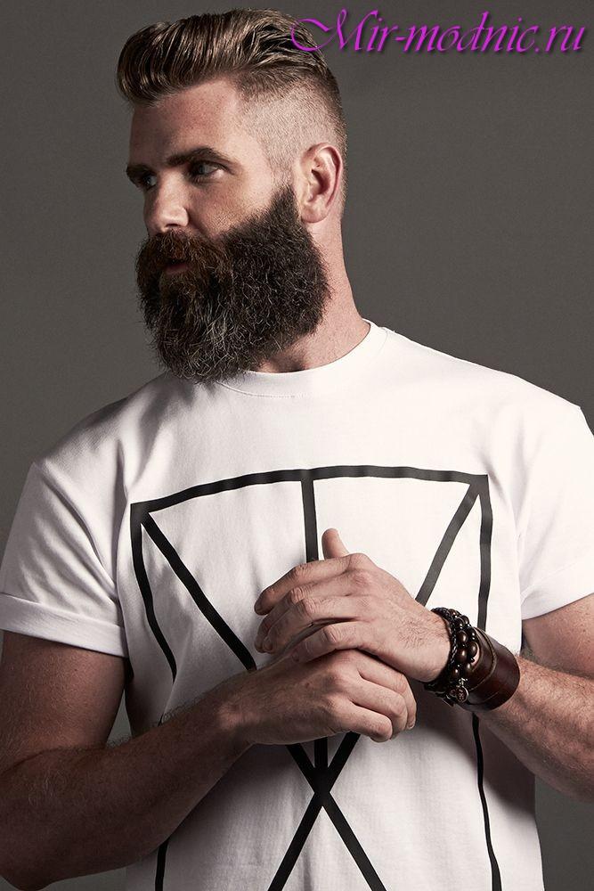 Модная борода 2019
