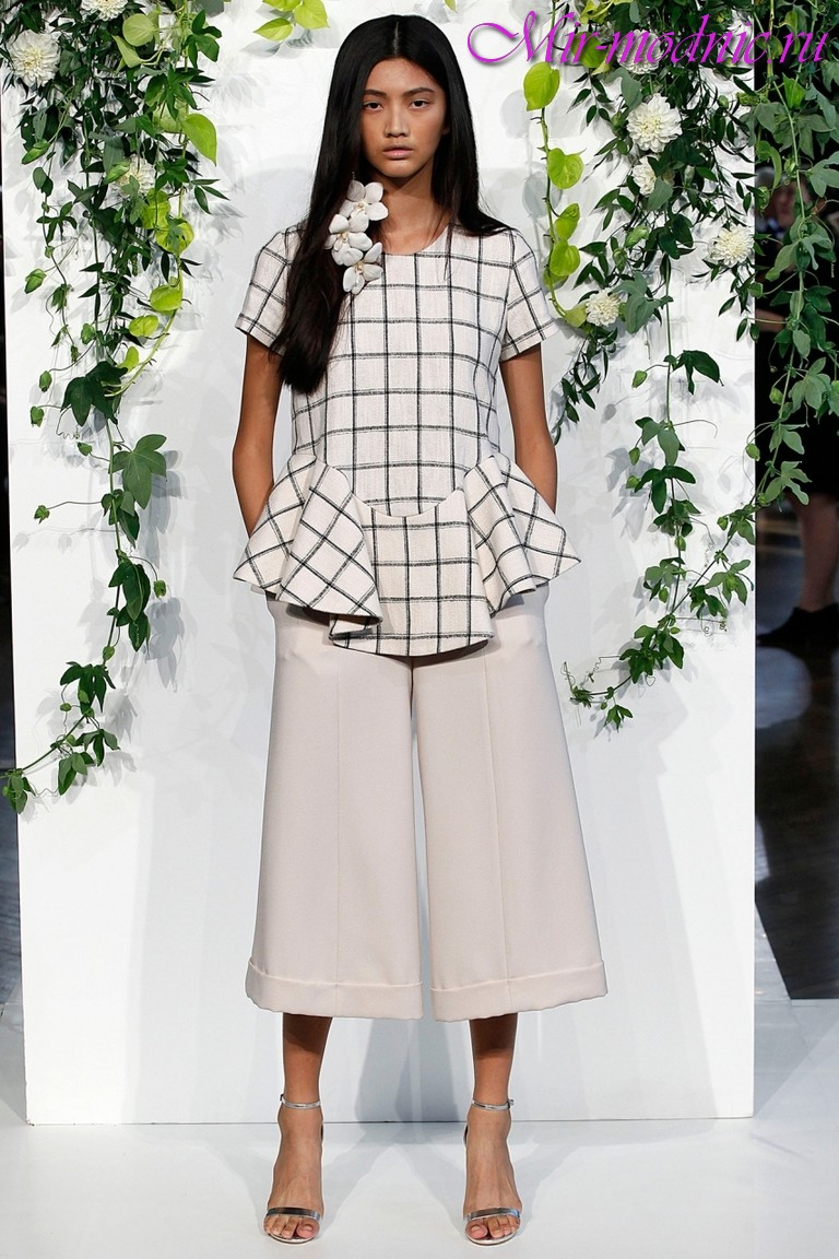 Модные шорты 2017 фото