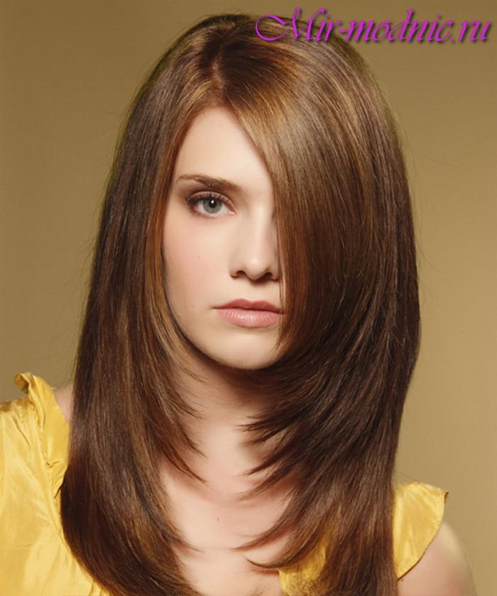 Тонкие длинные волосы фото девушек