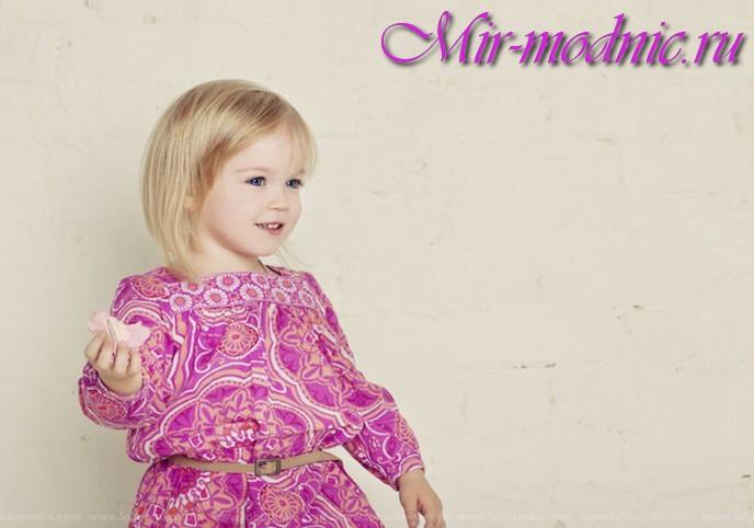 Модные стрижки для девочек 2017