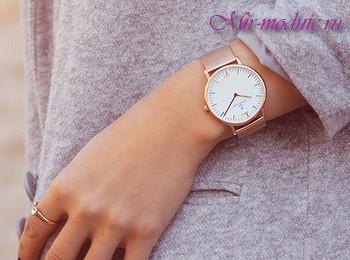 Модные часы 2017 женские фото
