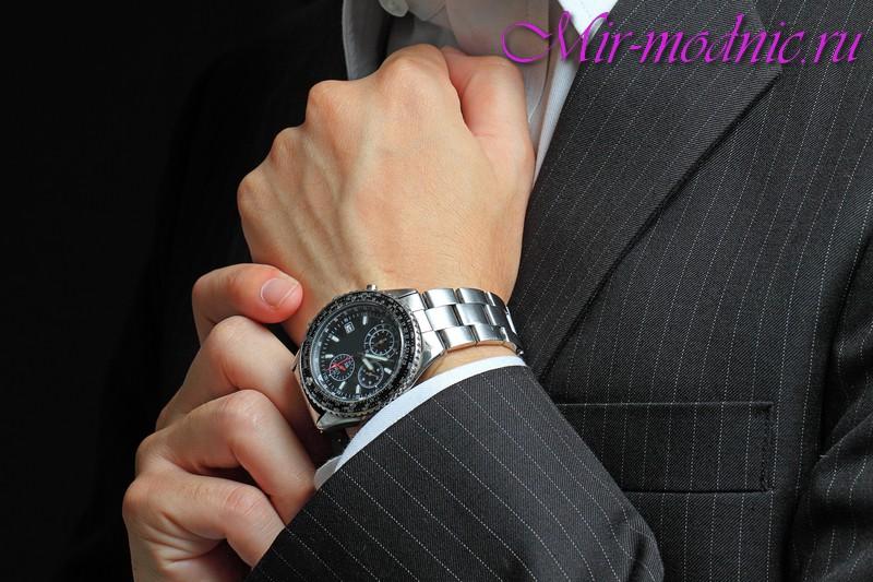 Мужские часы 2017 фото