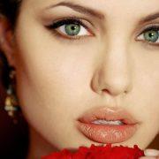 Вечерний макияж для зеленых глаз фото поэтапно