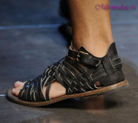 Летняя мужская обувь 2017