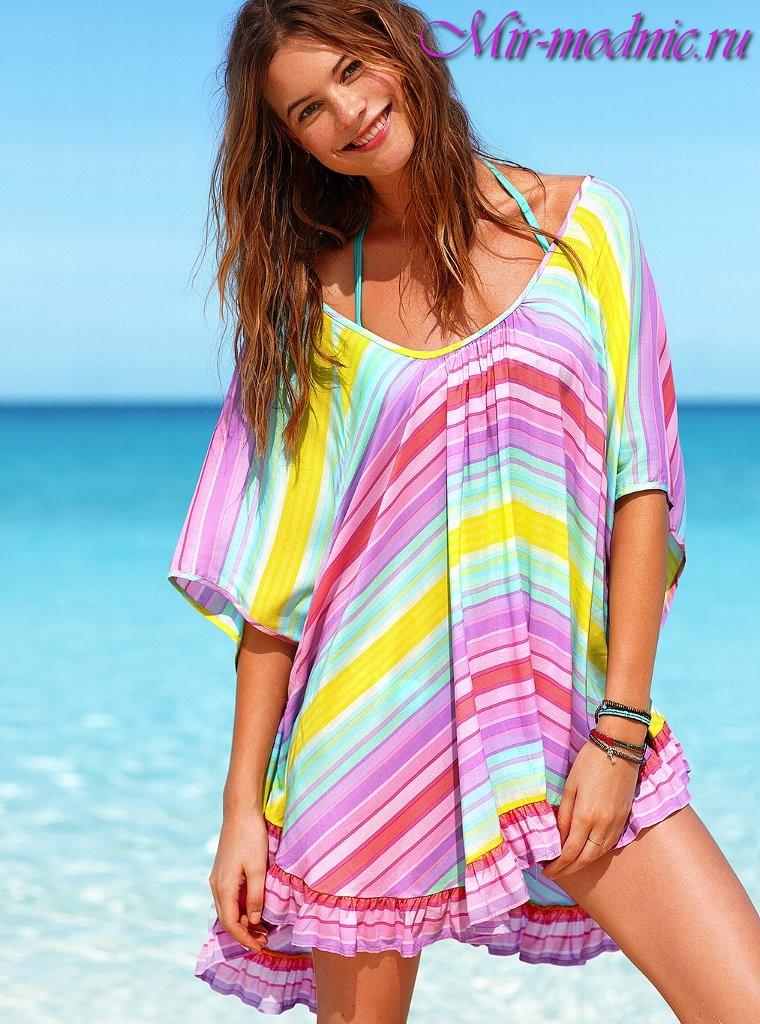 Модные Летние Туники