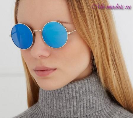 Модные очки солнцезащитные 2017 фото женские