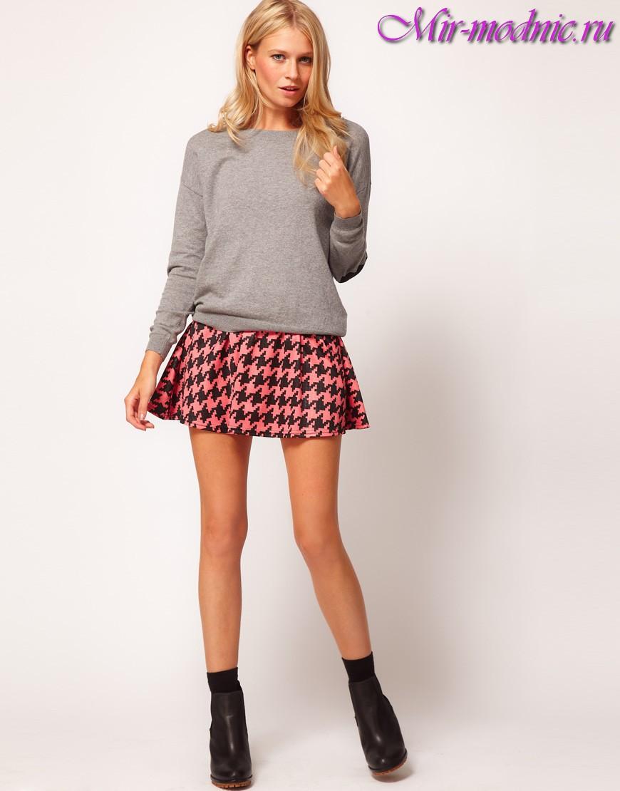 Модные юбки осень-зима 2017 2018