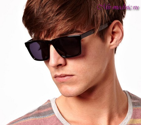 Квадратные солнцезащитные очки мужские фото
