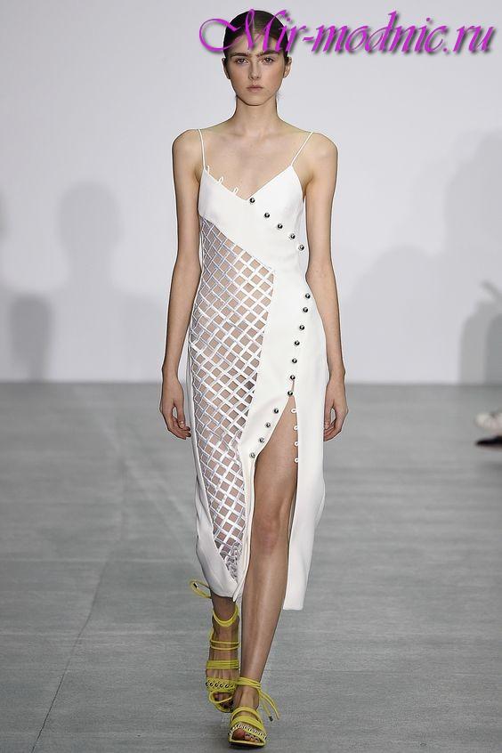 Модные вечерние платья 2017 фото новинки