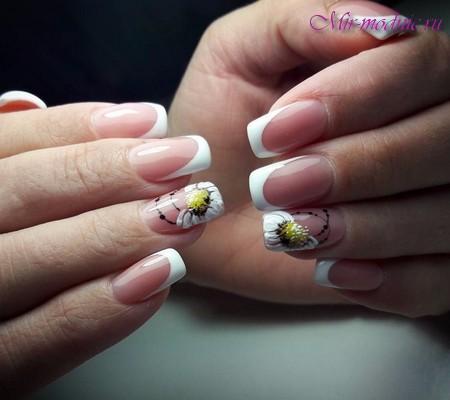 Дизайн ногтей 2018