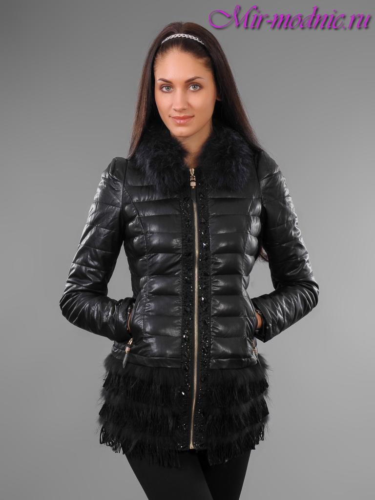 Куртки женские весна 2018 Москва