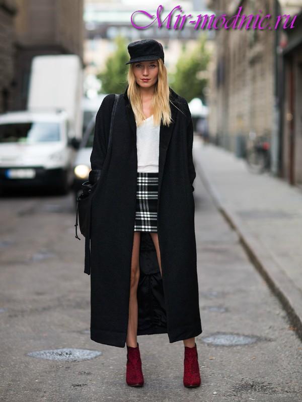 Модные пальто осень зима 2019 2019 фото