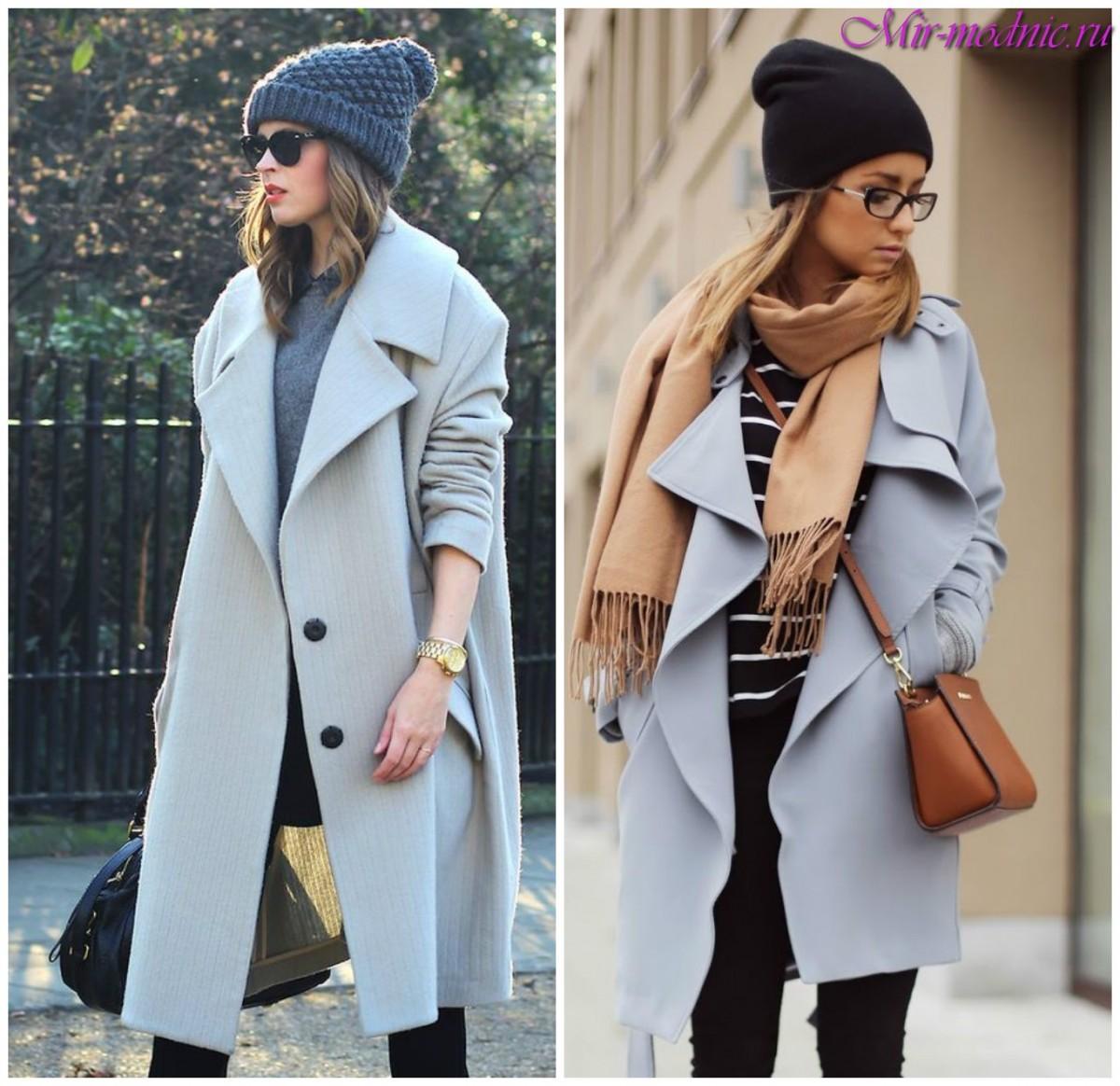 Модные пальто осень зима 2017 2018 фото