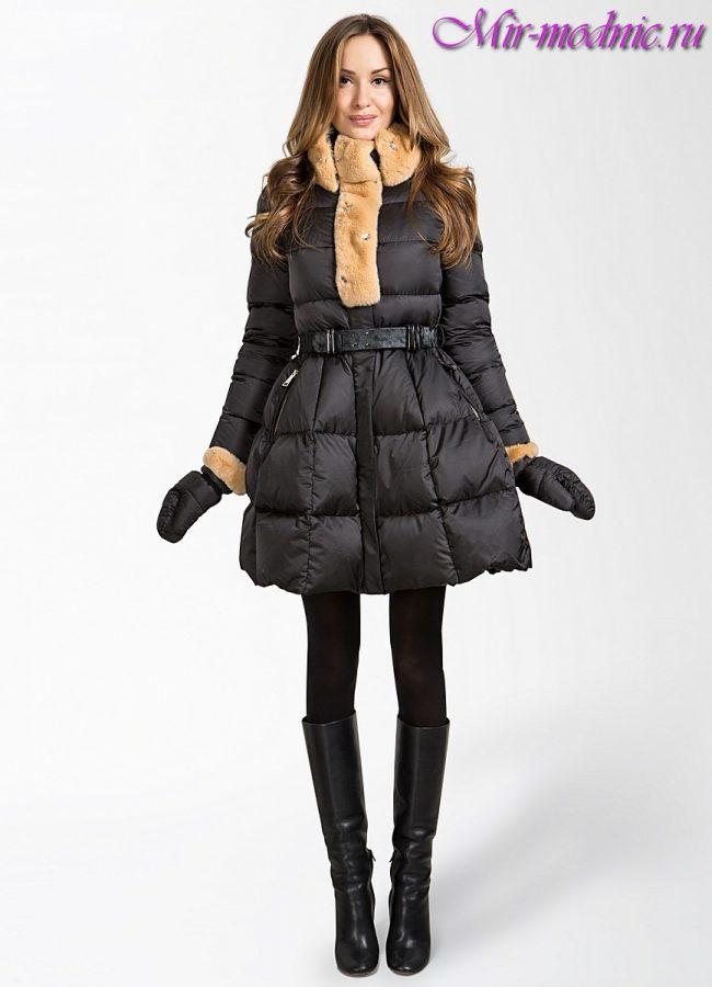 Модные пуховики осень зима 2017 2018
