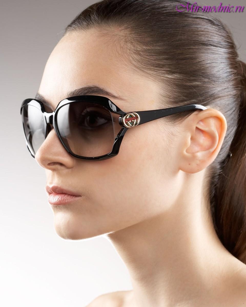 Солнцезащитные очки тренды 2018