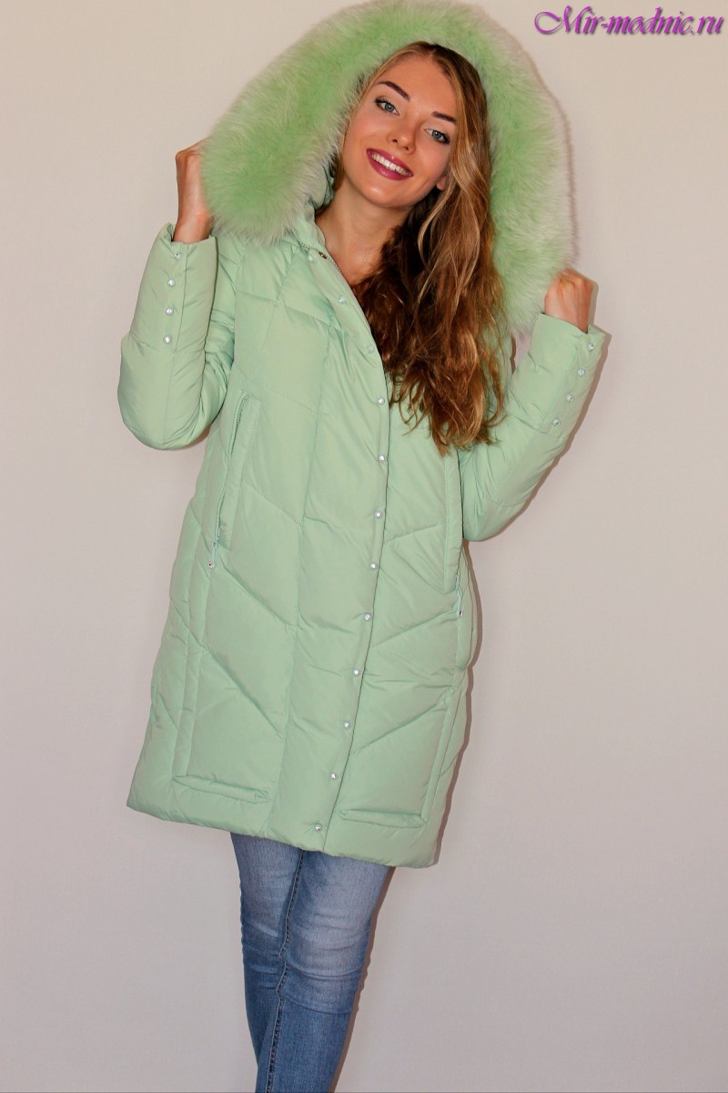 Куртки на зиму женские