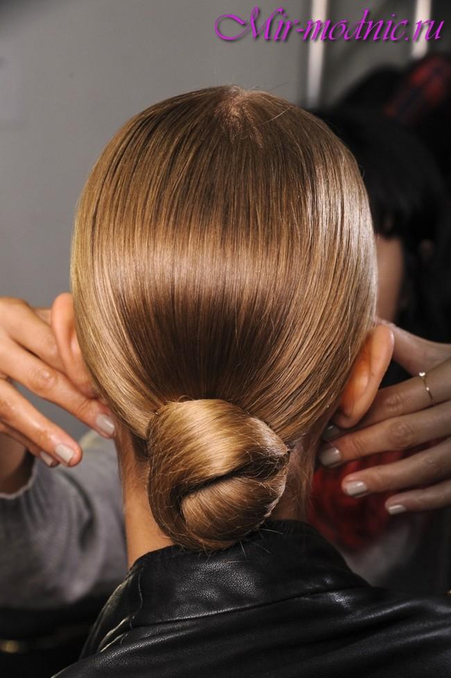 Модные прически 2017 женские на длинные волосы фото весна лето