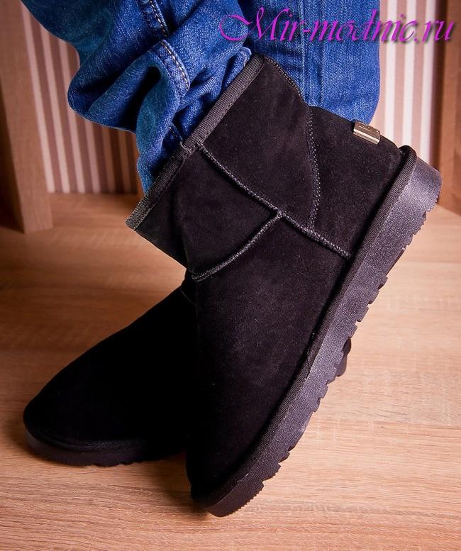 Модные угги осень-зима 2017