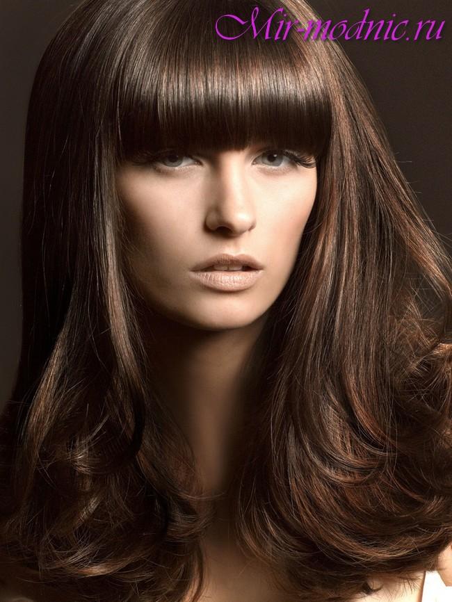 Окрашивание волос весна 2017