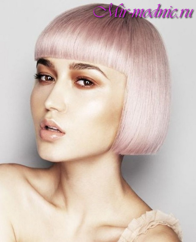 Окрашивание волос лето 2017