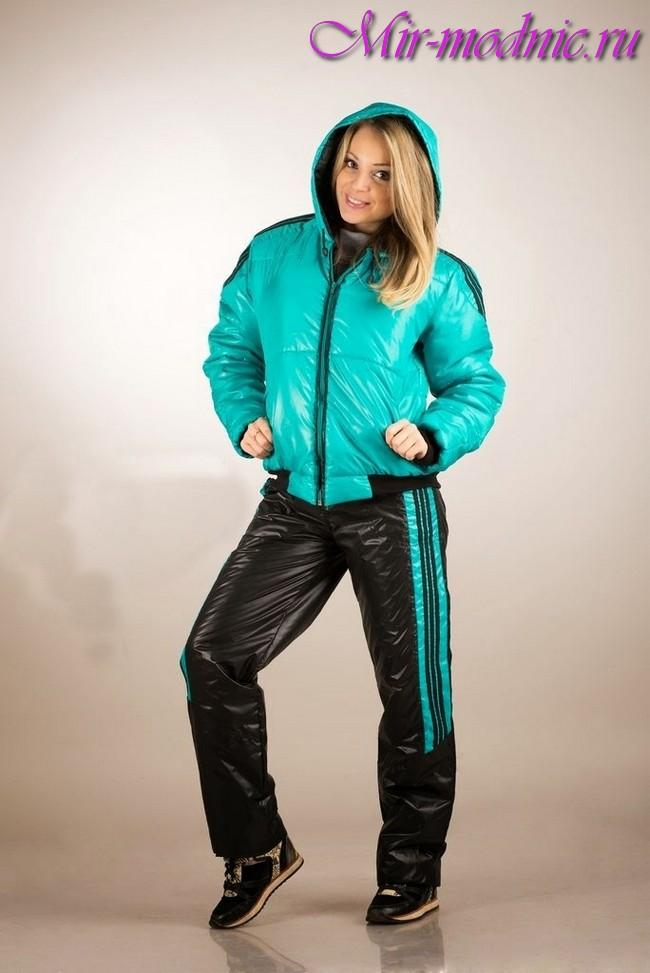 Модные Зимние Спортивные Костюмы Женские