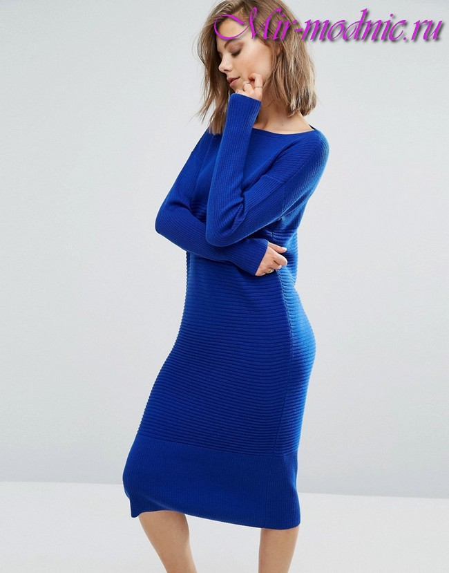 Платья 2018 на каждый день