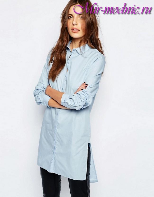 Модные рубашки женские 2017 фото