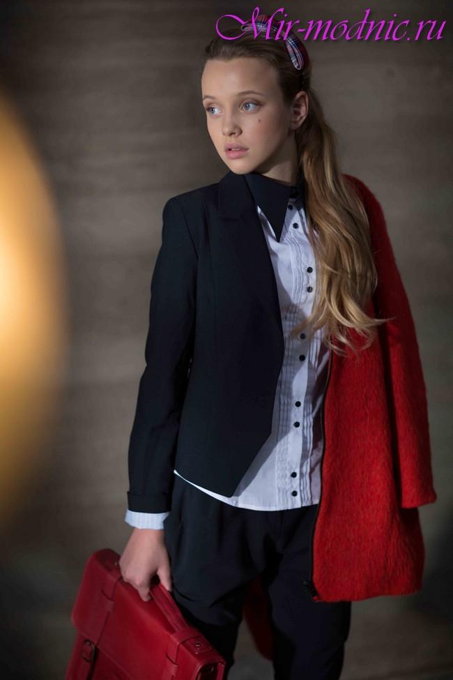 Модная одежда 2017 для подростков