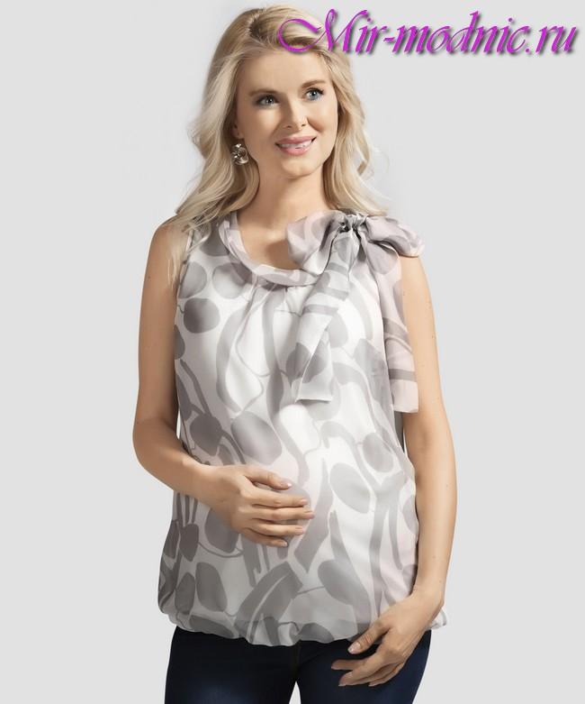 Модные блузки из шифона 2017 года фото