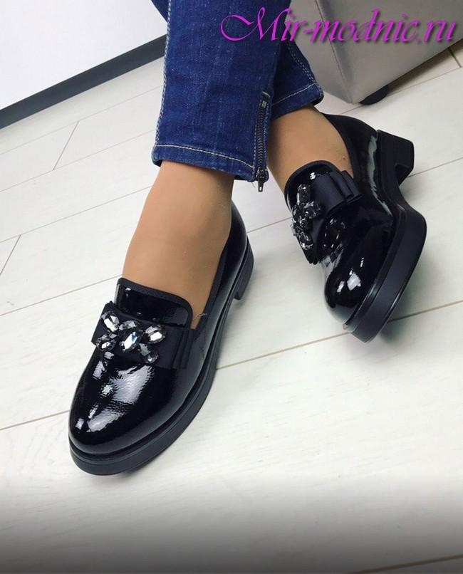 Модные туфли осень зима 2017 2018