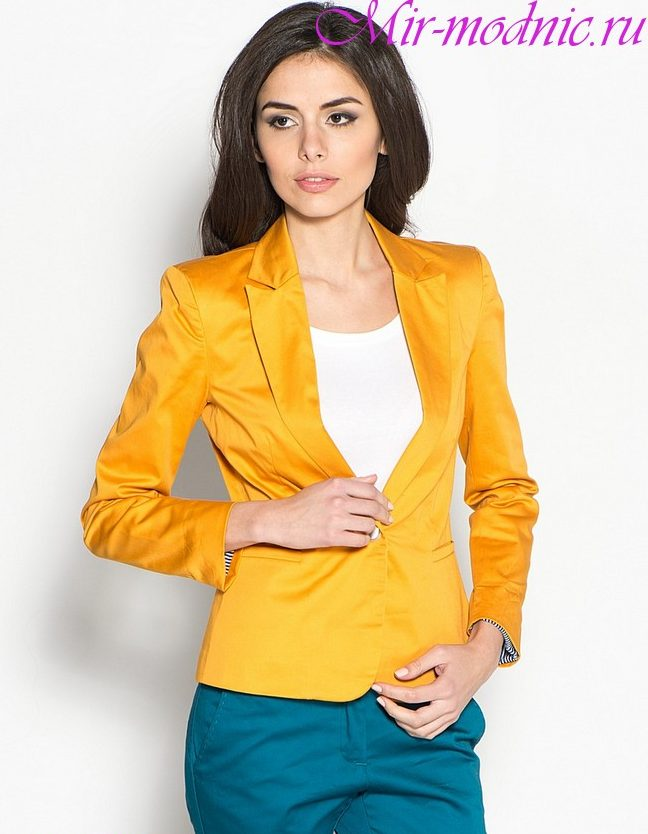 Женские пиджаки 2018
