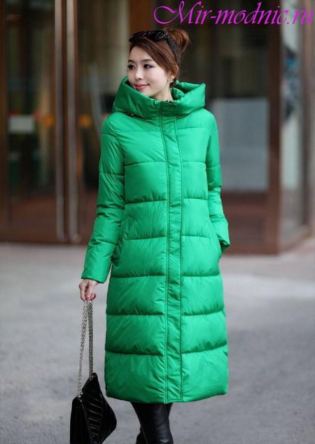 Пуховики 2018 года модные тенденции фото