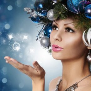 Рождественские коллекции макияжа 2017 2018