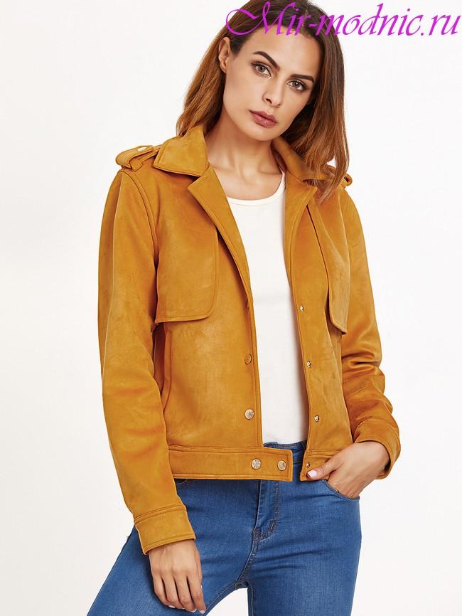Мода куртки