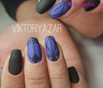 Дизайн ногтей 2018 фото новинки красивый