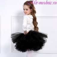 Детская мода 2018 для девочек
