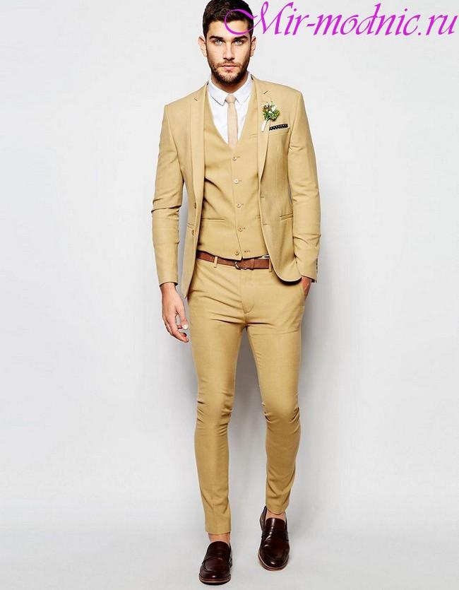 Мужская мода весна 2018 основные тенденции