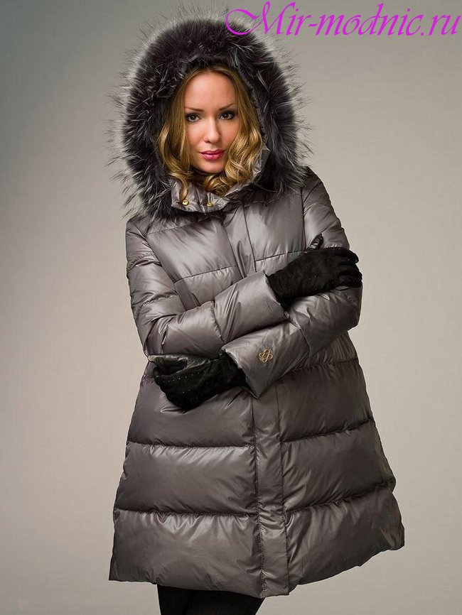Модные куртки осень зима 2018 фото женские