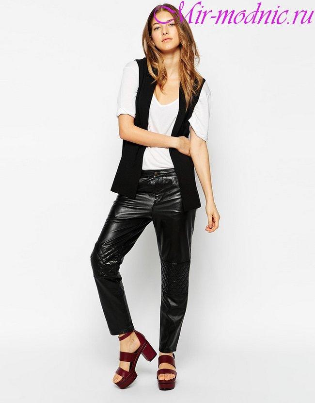 Летние брюки 2018 года модные тенденции