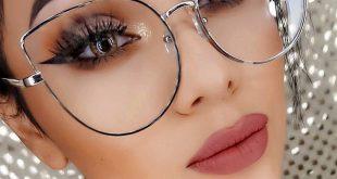 Очки для зрения модная оправа 2018 фото