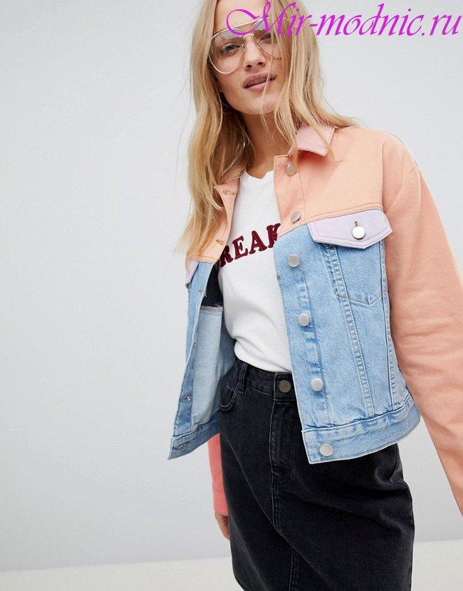 Уличная мода 2018 весна лето для женщин