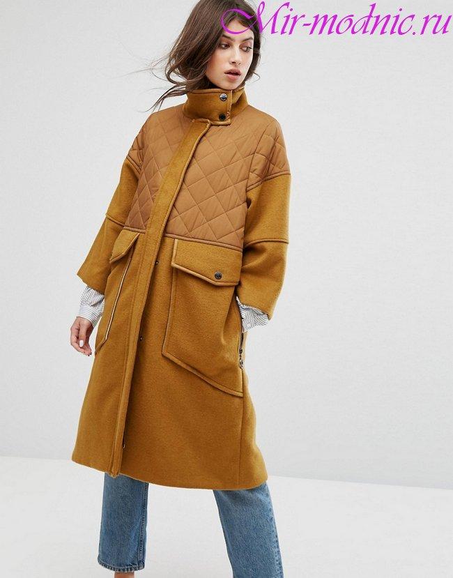 Женское пальто осень зима 2018 модные тенденции
