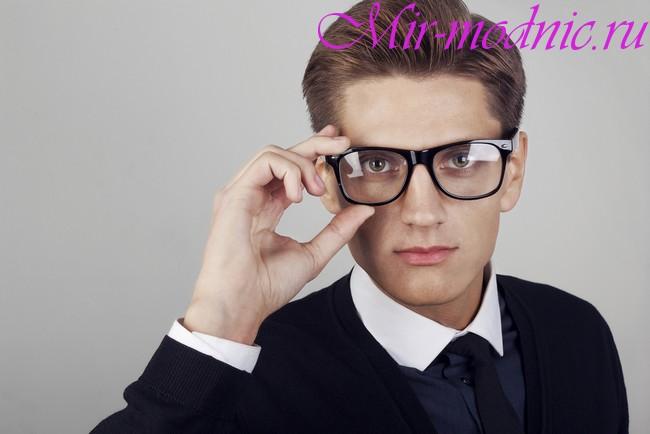 Модные оправы для очков для зрения 2018 мужские