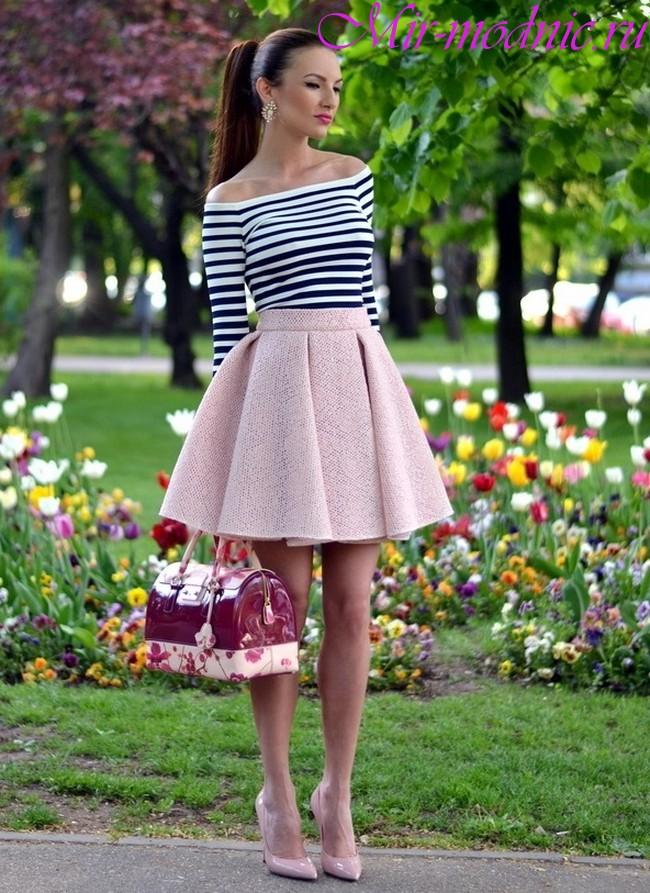 Модная одежда 2018 фото женские весна лето фото