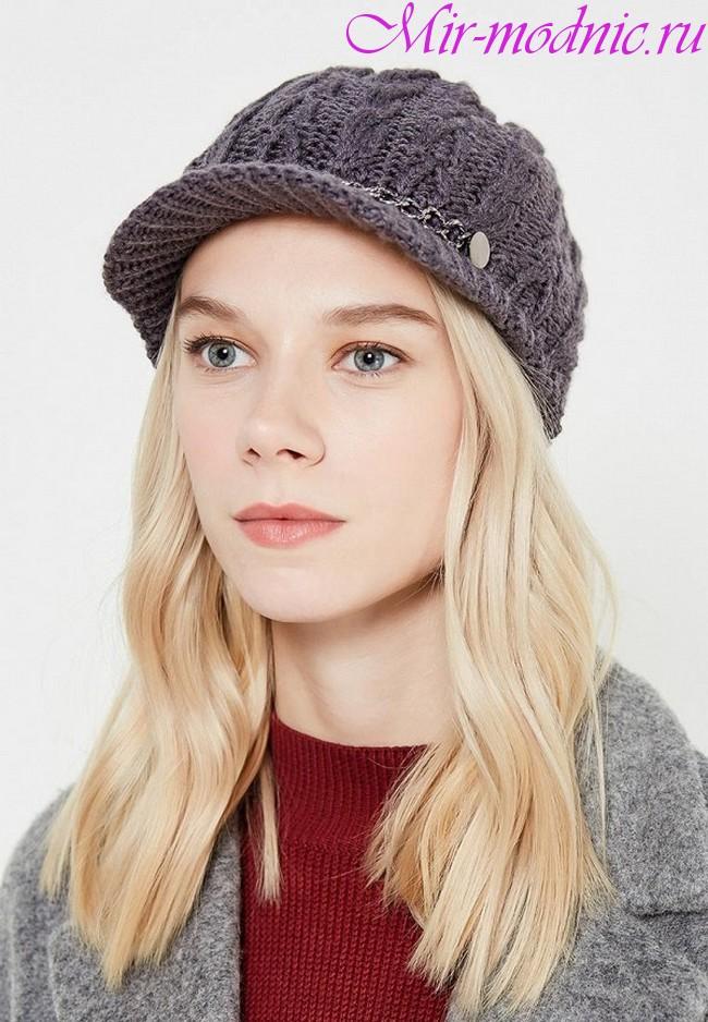 Модные головные уборы весна 2018 для женщин